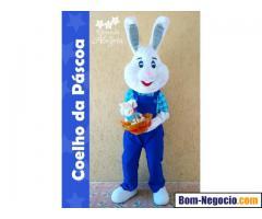 Personagem vivo: Coelhinho da Páscoa - São Gonçalo e Niterói