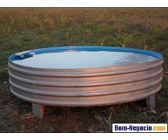 Bebedouro Pecuário para Gado – Tanques para Psicultura e Irrigação
