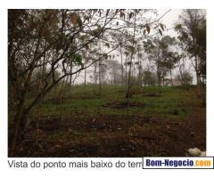 Terreno no Centro de Ipiabas c/ 1.968m2 e Vista Maravilhosa! Direto c/ a proprietária.