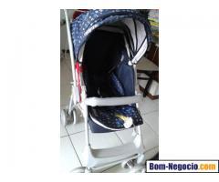 Carrinho para bebe - Marca/Modelo Galzerano Reversivel