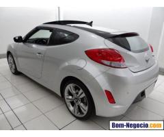 Hyundai Veloster 2012 prata