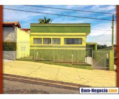 BRA7801 Casa Comercial com acessibilidade em Campo Limpo Paulista SP