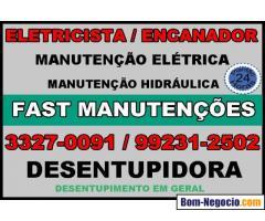 Eletricista e Encanador 99231-2502 No Jardim Proença em Campinas