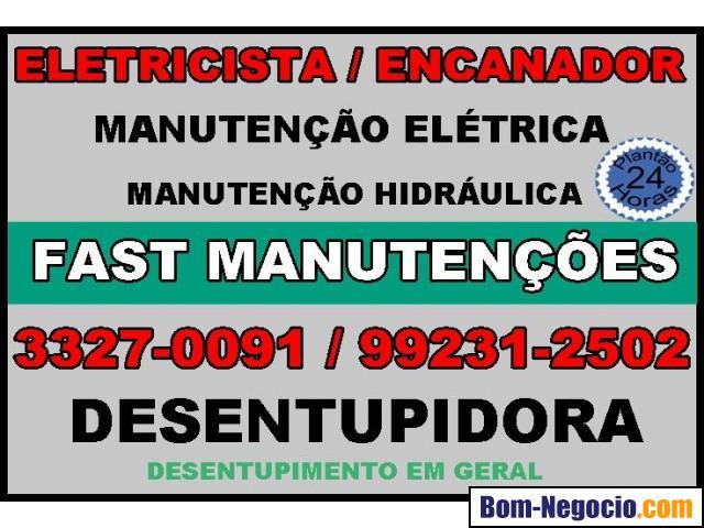 Eletricista e Encanador 99231-2502 No Cambuí em Campinas