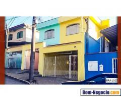 BRA1025 Casa Comercial com 151 m2 em Mairinque SP