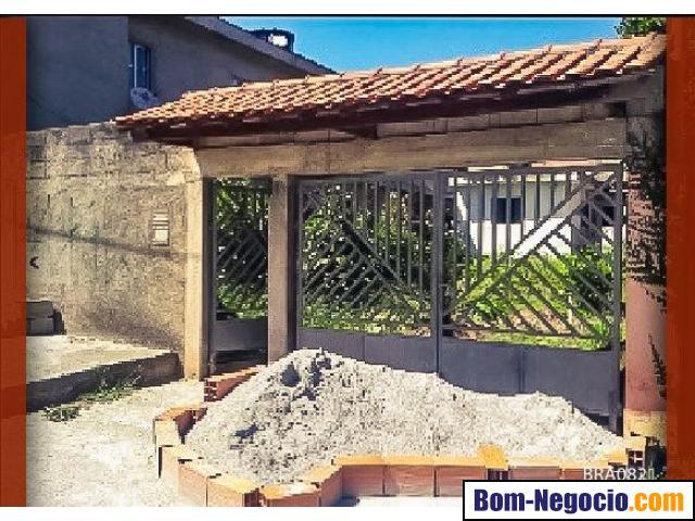 BRA0821 Ótimo terreno com 300m2 em Jardim Alegria, Francisco Morato SP