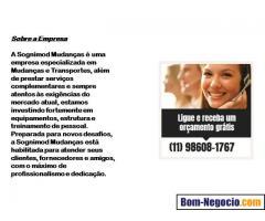 A Sognimod Mudanças é uma empresa especializada em Mudanças e Transportes