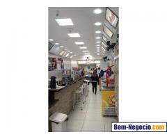 Lanchonete  - Restaurante  - Água Branca