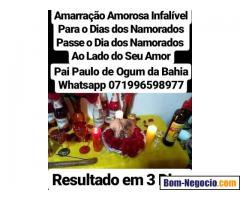 Amarração Simpatia Dia dos Namorados Whatsapp 071996598977