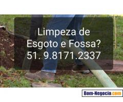 Desentupidora de Esgoto em Porto Alegre