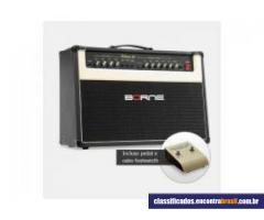 Vendo Amplificador Borne Evidence 100 -100 W Rms