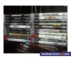 Vendo Jogos de Playstation 3 original Blu - ray Disc