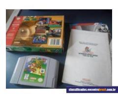 Vendo Super Mario 64 Completo Nintendo 64