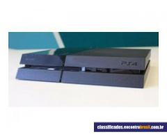 Vendo PS4 500GB Novo