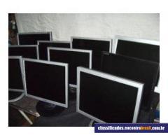 Vendo Monitor 17 polegadas samsung, Lg