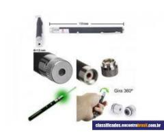 Vendo Caneta Laser Pointer Verde 8000mw + Kit Competo 7k