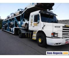 Transporte de Veículos Rota ESxSP a partir de 600,00