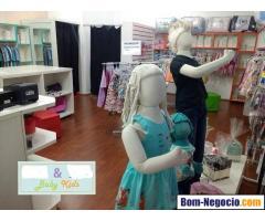 Venda de loja infantil