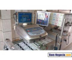Máquina para Blister automática Selovac 420 bl