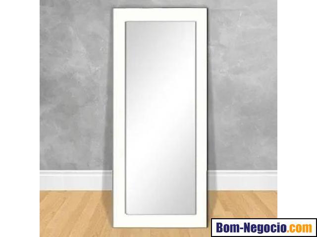 Espelhos em Moldura 40 x 90