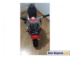 Moto Elétrica Infantil Bmw Gs Vermelha - 12v - Bandeirante