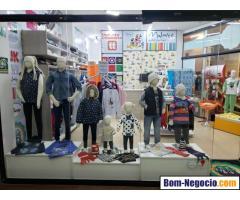 Passo ponto loja de roupa infantil - são caetano do sul SP