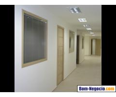 Forros Drywall (tetos) e  Divisórias Drywall (paredes)