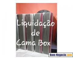 Liquidação de Cama box