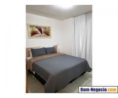 *life Resort 2 quartos Mobiliado*