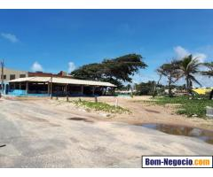 Bar Restaurante na beira Mar da Paria de Atalaia - Aracaju-SE