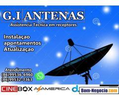 Tecnico Instalação de antenas Teresina-pi