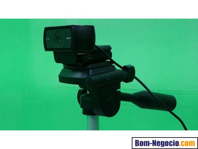 Web Camera Logitech Hd 1080
