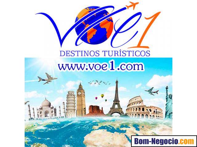 Passagens Aéreas e Turismo
