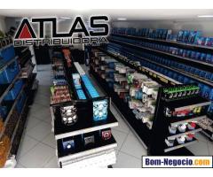 Atlas Distribuidora de Acessórios para celulares e tablets em Vitória – ES