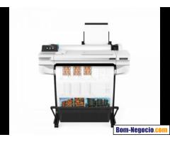Impressora plotter HP DesignJet T530 formato A1 Na caixa nunca usada