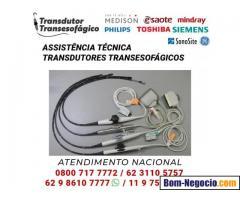 TRANSDUTORES TRANSESOFAGICOS, VENDAS E MANUTENÇÃO TODO O BRASIL