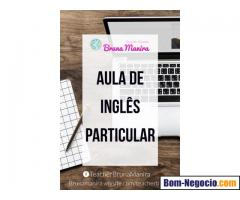 Aula de Inglês Particular - Bairro Ipiranga