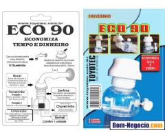 Chuveirinho Eco 90 em Promoção R$ 3,49