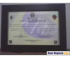 Porta Diplomas 21 x 30