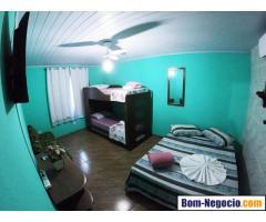 Casas para alugar na Ilha Grande-Vila do Abraão
