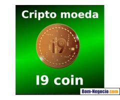 Criptomoeda i9coin