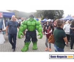 Hulk no seu evento