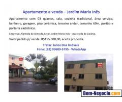 Apartamento venda Jardim Maria Inês Aparecida de Goiânia