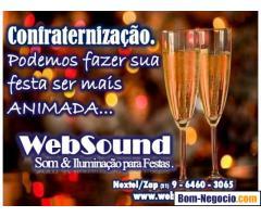 Dj Festa Confraternização RJ