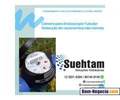 Detector de Vazamento de Água