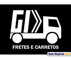 Gi- fretes e carretos em Santo André, ABC e São Paulo