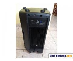 Caixa Ativa - Alto Professional 400W Rms Processador DPS.