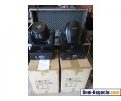 Par de Moving Heads (MSD-250) + case duplo
