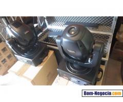 Par de Moving Heads (MSD-250) + case duplo
