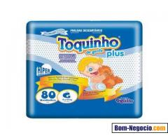 Fraldas Toquinho Plus
